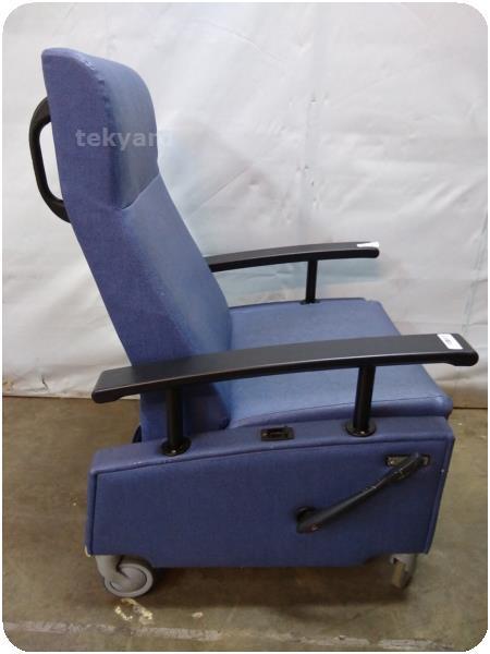 Astonishing Hill Rom P9084 Cadeira Reclinavel 212602 Ebay Machost Co Dining Chair Design Ideas Machostcouk