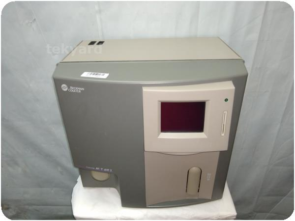Details about BECKMAN COULTER AC-T DIFF 2 HEMATOLOGY ANALYZER @ (225003)