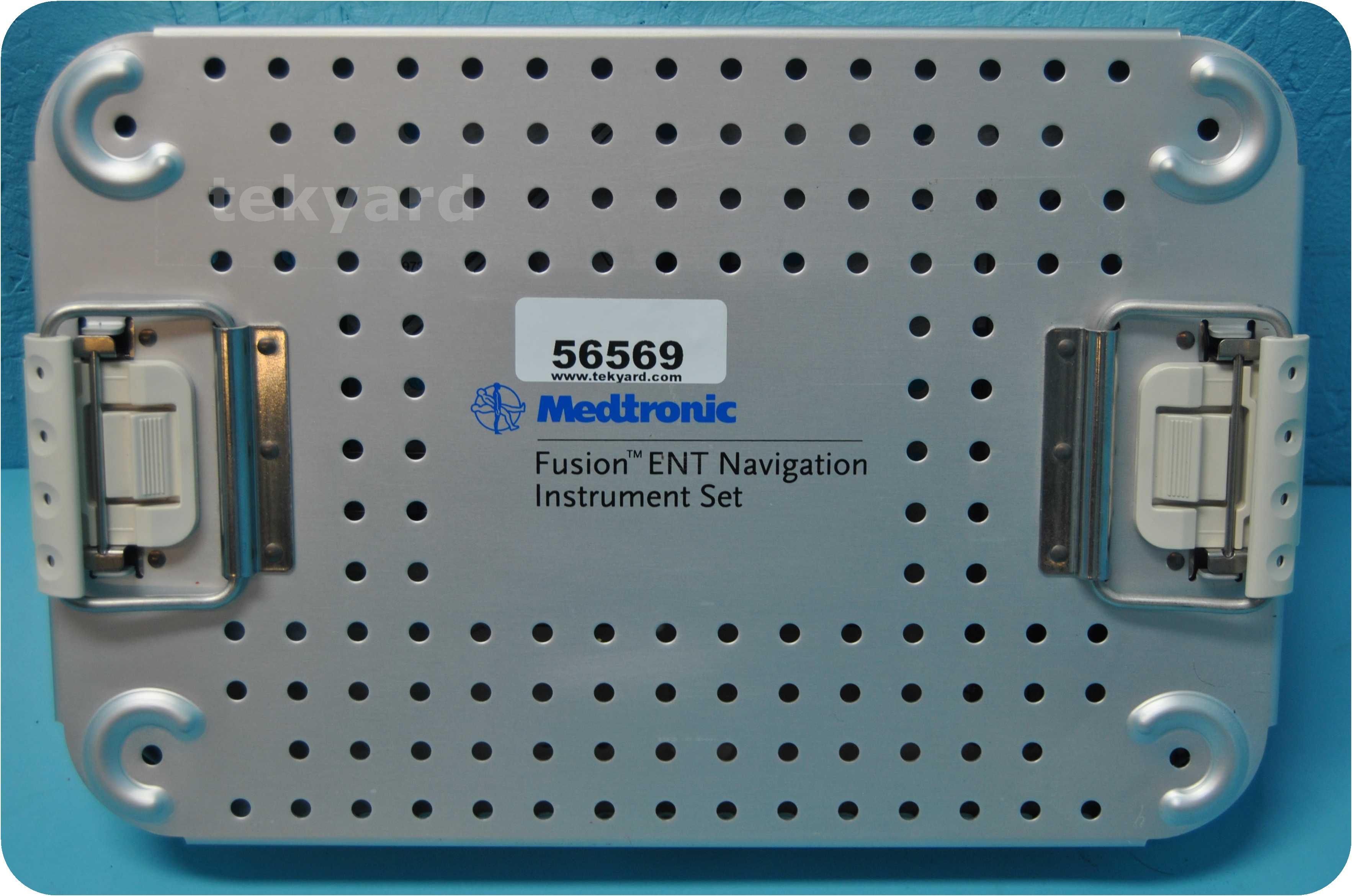 tekyard, LLC  - Medtronic Fusion ENT Navigation Instrument Set